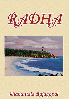 radha book cover