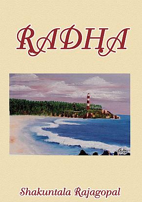 radha book cover